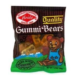 Gummi Bears Heide (Pack of 36)  Grocery & Gourmet Food