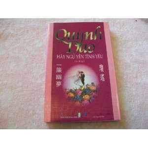 NGU YEN TINH YEU  TRUYEN SACH TIEU THUYET QUYNH DAO (VIETNAMESE BOOK