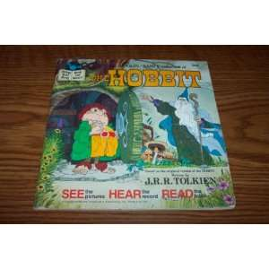 Hobbit Book & Record: Rankin/bass:  Books