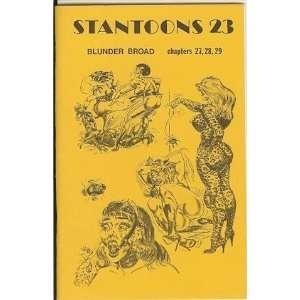 Chapters 27, 28, 29 Stantoons 23 (Stantoons, 23): Eric Stanton: Books
