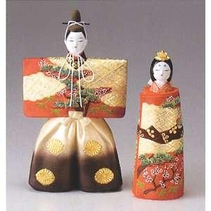 Gotou Hakata Doll (Hina) Kiyoga No.0371: Home & Kitchen