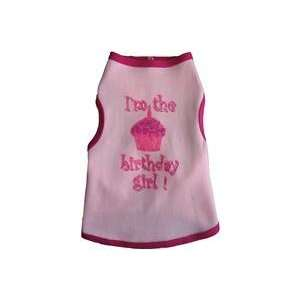 Im The Birthday Girl Dog Tee Shirt by I See Spot at THE