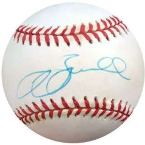 Jeff Bagwell Signed Baseball   NL PSA DNA #K08230 Sports