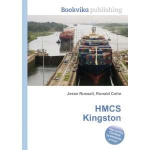 HMCS Kingston Ronald Cohn Jesse Russell Books