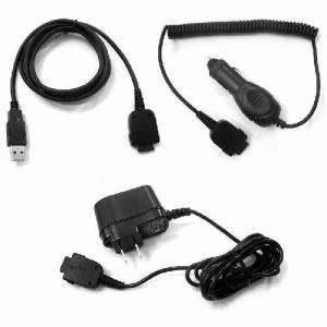 Value Pack 2   Travel Charger Set (3 pieces) fits O2 XDA II IIs