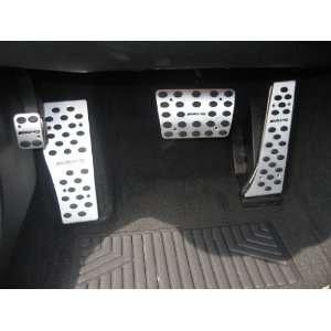 Mercedes Benz AMG Aluminum Alloy Pedal Set W204 W212 X204 C63 E63 GLK