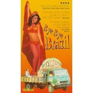 Bye Bye Brazil [VHS] José Wilker, Betty Faria, Fábio