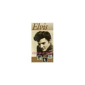 ElvisHis Life & Times [VHS] Elvis Presley Movies & TV