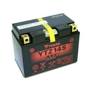 Yuasa Battery YUAM72Z14 YTZ14S YUASA BATTERY Automotive