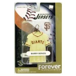 San Francisco Giants MLB Jersey Magnet