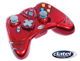 DATEL WILDFIRE II 2 WIRELESS CONTROLLER XBOX 360 5060213890541