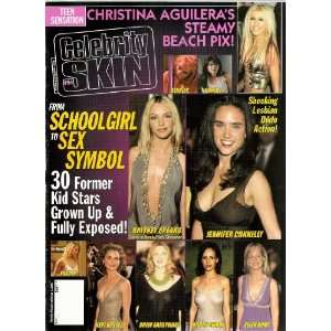SPEARS, DREW BARRYMORE, CHRISTINA AGUILERA: HIGH SOCIETY: Books