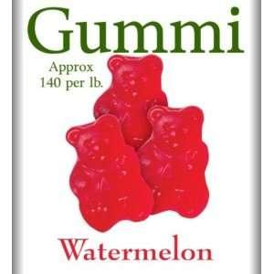 Albanese Watermelon Gummi Bears 2lbs Grocery & Gourmet Food