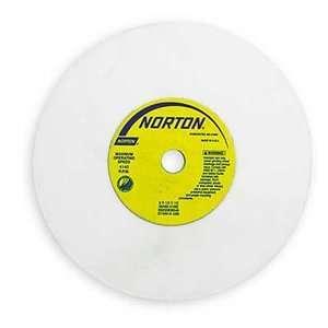 NORTON 38A Vitrified Grinding Wheel   Size 8 x1/2 x 1 1