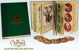 Charmed: The Complete Series Limited Deluxe Edition DVD 097361389646