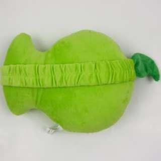 Plants Vs Zombies(PVZ) Peashooter 15 headrest pillow