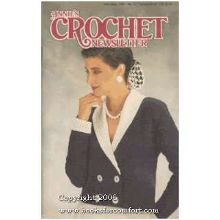 Annies Crochet Newsletter No 52: Annie Potter: Books