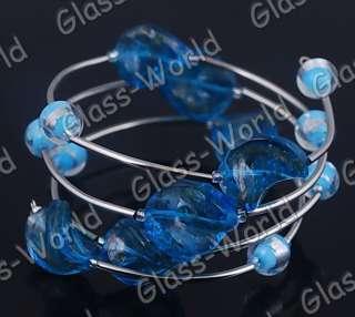 9strands Charms Glass Bead Handwork Spring Bracelets