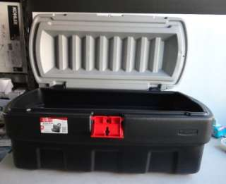 ... Rubbermaid 1192 01 38 Action Packer Cargo Storage Box Local Pick up ... & Rubbermaid 35 gal. Action Packer Storage Tote FG11910138 at The Home