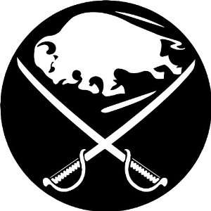 Buffalo Sabres NHL Vinyl Decal Stickers / 22 X 22