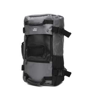 Travellers Bag 12 13 14 Laptop iPad Backpack Grey 0.0