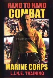 Hand To Hand Combat Marine Corps LINE Training DVD (Item #1321)