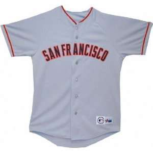 San Francisco Giants XX Large Replica Road MLB Jersey