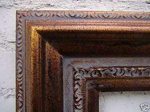 Picture/Frame/Dark/Antique/Bronze/Gold 24x36/24 x 36