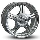 17 XXR 333 RIMS WHEELS 17x7 +40 4x100 MINI COOPER CIVIC FIT ACCORD XB