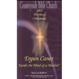 Inside the Mind of a Muslim by Ergun Caner (VHS) 2002