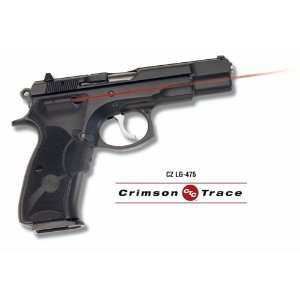 CZ 75   Full Size Rubber Overmold, Front Activation: