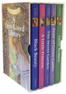 Classic Starts Box Set A Best Loved Library by