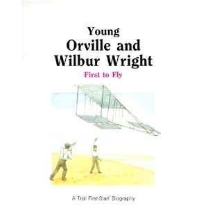 Young Orville & Wilbur Wright First to Fly (First Start