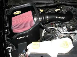 AirAid Cold Air Intake 2002 2011 Dodge Ram 4.7L/MXP
