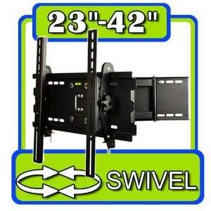 com 23   42 LCD Plasma Flat Tilt TV Wall Mount w/ all Installation