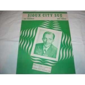 CITY SUE D. THOMAS 1945 SHEET MUSIC FOLDER 323 SHEET MUSIC SIOUX CITY