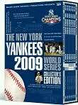 Video/DVD. Title The New York Yankees 2009 World Series Collector's