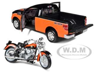 new diecast model car of 2010 ford f 150 stx harley davidson 1 27 and