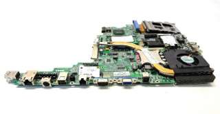 Latitude D830 Laptop Motherboard Core 2 Duo  2.20GHz  2GB