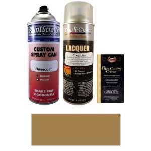 12.5 Oz. Dark Camel Metallic Spray Can Paint Kit for 1980 GMC Van (62