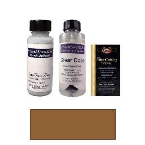 2 Oz. Desert Tan Metallic Paint Bottle Kit for 1990 Ford