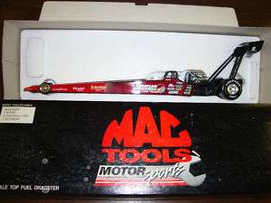 Mac Tools   Top Fuel Dragster   Limited 1/2380   1:24   16 1995