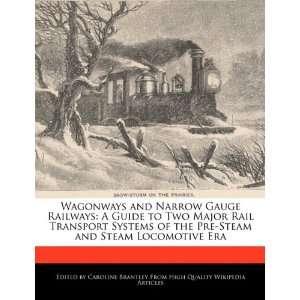 and Steam Locomotive Era (9781241157043) Caroline Brantley Books