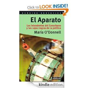 El aparato (Spanish Edition): María O´Donnell:  Kindle