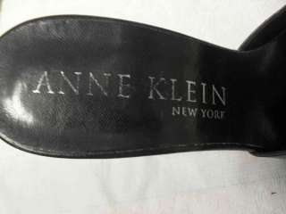 Anne Klein high heels dress shoes used 8 1/2 # 263