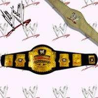 WWE CRUISERWEIGHT Championship Adult size REPLICA BELT
