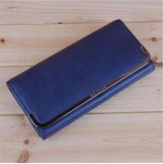 new high quality long women lady clutch PU Wallet purse