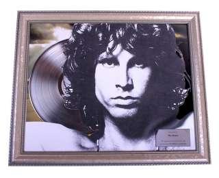 The Doors Gold Platinum Record Award Display non Riaa cd lp