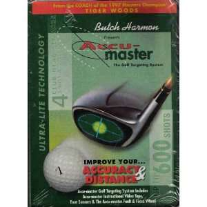 : Accu Master : The Golf Targeting System: Butch Harman: Movies & TV