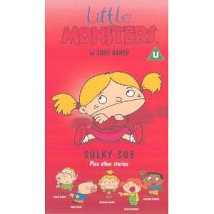 Little Monsters [VHS]: Fred Savage, Howie Mandel, Daniel